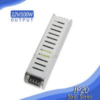 12V 100W led strips power supply CE ROHS certificate Manufactures