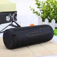 BK-T2 Bluetooth Speaker Waterproof Outdoor LED Wireless Loudspeaker Support TF Card FM Radio Aux Manufactures
