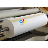 23 Micron Dry Thermal Matt Lamination Roll EVA Glue Coating Eco Friendly Manufactures