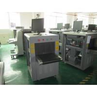 Quality 43 mm Steel Penetrate X Ray Baggage Scanner Machine In Subway Metro Railway for sale