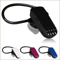 OEM Bluetooth Cell Phone Earpiece Headset Handfree CE RoHS App Manufactures