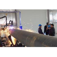 China CNC Pipe Plasma Cutting Machine Manufactures