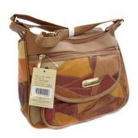 Patch leather purse Manufactures