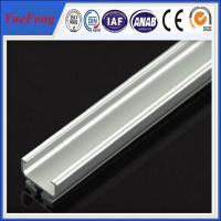 Quality HOT! led strip aluminium profile, aluminium channel for led strips with cover for sale