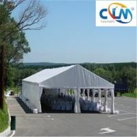 Fire Retardant Outdoor PVC Tent Fabric For Camping , Military Use Manufactures