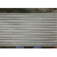 Medium Loop Polyester Dryer Screen With Long Running Life High Durability Manufactures