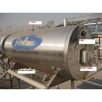 Water Tank for Flat Plate Solar Collector Manufactures
