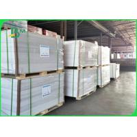 Buy cheap 185+15g Polycoated Cupstock Board Disposable FDA Approved 50 * 35cm from wholesalers