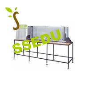Educational Equipment Technical Teaching Equipment Permeability Basin Manufactures