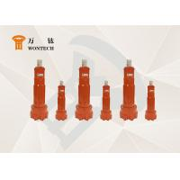Tungsten Carbide Bore Well Drill Bits , Geothermal Drill Bits Great Technology Control Manufactures