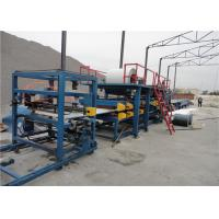 Cold Storage Sandwich Panel Roll Forming Machine High Thermal Resistance Manufactures