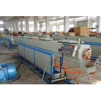 PPR Hot / Cold Water Plastic Pipe Manufacturing Machine Tube Production Line Manufactures