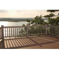 China Antislip Composite WPC Decking Flooring Covering for Outdoor Garden Floor on sale