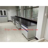 Resistance TO Acid / Alkali Chemistry Lab Cabinets and Countertops Furniture for inspection / publi bureau laboratory Manufactures