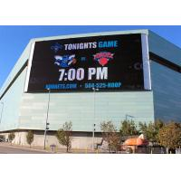 DIP346 1R1G1B LED Media Wall For Stadiums / Museums 10 Years Lifetime Manufactures