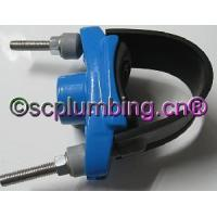 Tapping Saddles Clamp