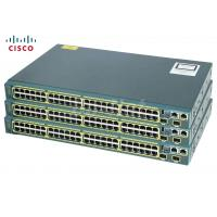 China 55 Watt Used Cisco Switches , Cisco Stackable Switches WS-C2960S-48TD-L 2960S on sale