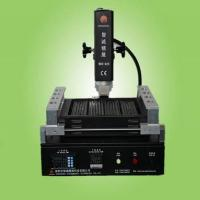 China Two Heaters Hot Air and IR BGA Reball Station on sale