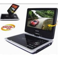 China 9 inch portable DVD player with USB,SD,TV on sale