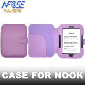 Girls Beautiful Premium Leather Nook Case For Barnes , Noble NOOK 2 Ereader Manufactures