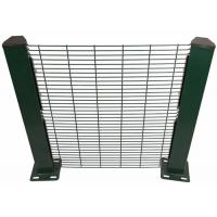 Warehouse Iron Wire Mesh Fence Panels 1.22m * 2.44m Dimension Surface Smooth Manufactures