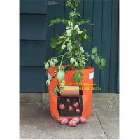 Pp Fabric Promotion Grow Bag 2-15 Gallon Garden Plant Accessories Manufactures