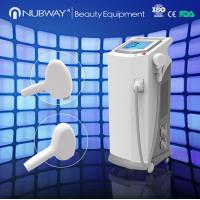 China Hot 2014 Newest lightsheer diode laser/808nm diode laser hair removal machine on sale