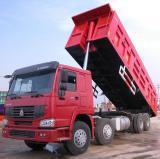 Sinotruk HOWO 8x4 Dump/Tipper Truck Manufactures