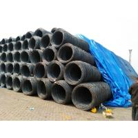 Q195 Q235 SAE1006 Hot Rolled Non Alloyed Steel Wire Rod CE SGS Certification Manufactures