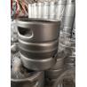 Buy cheap 5L US standard beer keg barrel shape, made of stainless steel 304, logo emboss, from wholesalers
