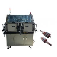 DC armature winder with Japanese original design PLC and servo motor Hot sale! Manufactures