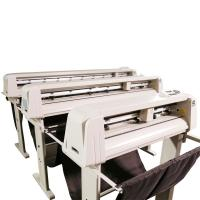China Fully Automatic Vinyl Cutting Plotter   High Accurate Sticker Plotter Machine on sale