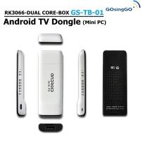 HD Smart Android TV Dongle / Google TV Box Manufactures