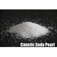 China Industrial Sodium Hydroxide , Soda Caustic / Caustic Soda Pearls 99% on sale