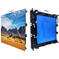 China P2.5 Full Color Indoor Advertising Led Screen HD Die Casting Aluminum Cabinet on sale