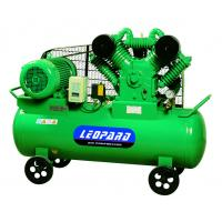 12Bar 10HP Belt Driven Air Compressor With 100% Copper Motor CE ROHS Manufactures