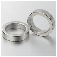 China High Precision N50 Ring NdFeb Magnet With +/-0.05mm Tolerance ISO9001 / ROHS on sale
