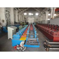 Roll Forming Machine for steel profiles, C / Z purlin, roof / wall panel Manufactures