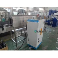 3Kw Sleeve Shrink Labeling Machine OPS , Plastic Flat Bottle Water Plants Manufactures