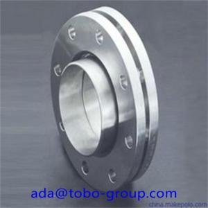 SCH10 RF NPS 2'' Socket Weld Flange A105N ASME B16.5 ISO9000 Certification Manufactures