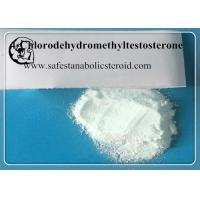 Oral turinabol / 4-Chlorotestosterone Acetate Bodybuilding Compound Anabolic Steroid Manufactures