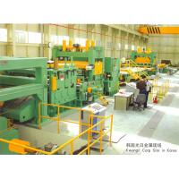 Quality Uncoiling-Leveling-Cut To Length Line With Coil Car, 3-12 Mm Metal Coil Cut To Length Line for sale