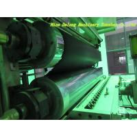 China Single screw extruder for producing EVA EPDM sheet on sale
