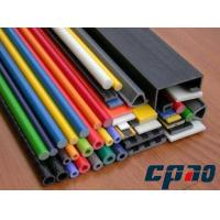 China High strength Corrosion resistant and fire resistant frp profile to South Korea on sale