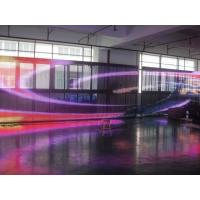 1R1G1B High Refresh Transparent Rental LED Display ,  Ph10 LED Outdoor Advertising Board Manufactures