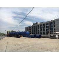 Quality AAC autoclave for steam-cured building materials with fully condensation and drainage system for sale