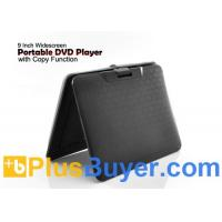 9 Inch Widescreen Portable DVD Player (Direct Copy, TV, Region-free) Manufactures