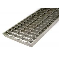 China Light Weight Stainless Steel Mesh Grate Open Steel Floor GratingWith Clips on sale