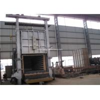 High Performance Bogie Hearth Furnace  Electric Resistance For Annealing Treatment Manufactures