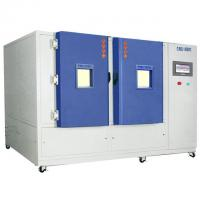 Energy Saving Two Zone Thermal Shock Chamber / Stability Testing Machine Manufactures